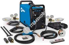 Miller Multimatic 220 AC/DC Multi Process Welder | By Al Mahroos(Itemshub)