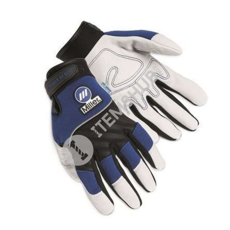 Miller Glove Metalworker Medium