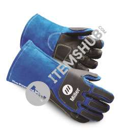 Miller Glove Mig/Stick Hd, Large