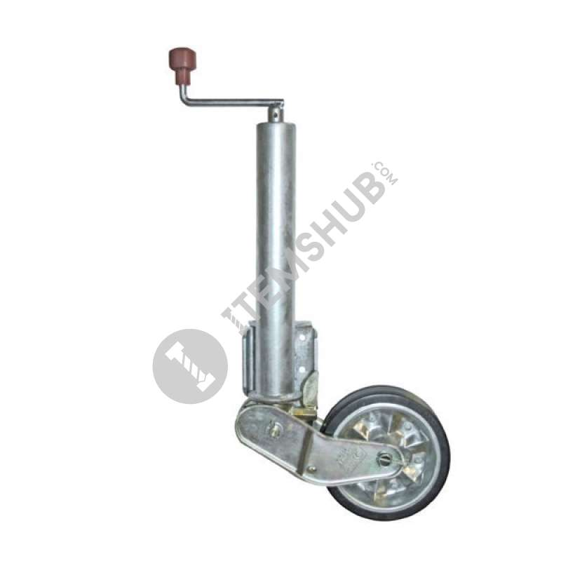 Al-Ko Jockey Wheel Plus 48Mm Dia, 300Kg Load Brg Capacity