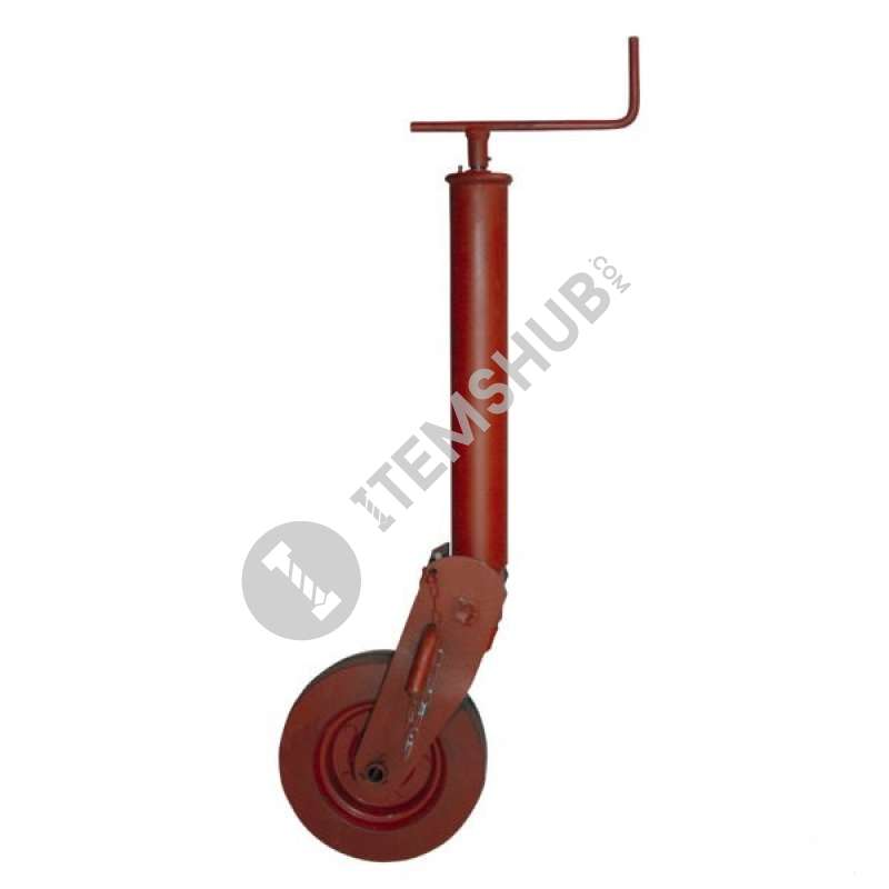 Al-Ko Jockey Wheel With Semi Automatic Fork Max.1200Kg