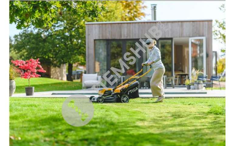 All you need to know about a STIGA lawn mower