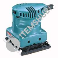 Makita BO4510 Finishing Sander 180W Pad Size 110 x 100mm | by Almahroos (Itemshub)