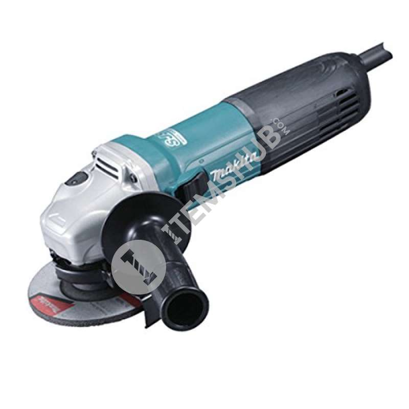 """Makita GA4540Z Angle Grinder 4.5""""  SJS II System (Without Disc) 
