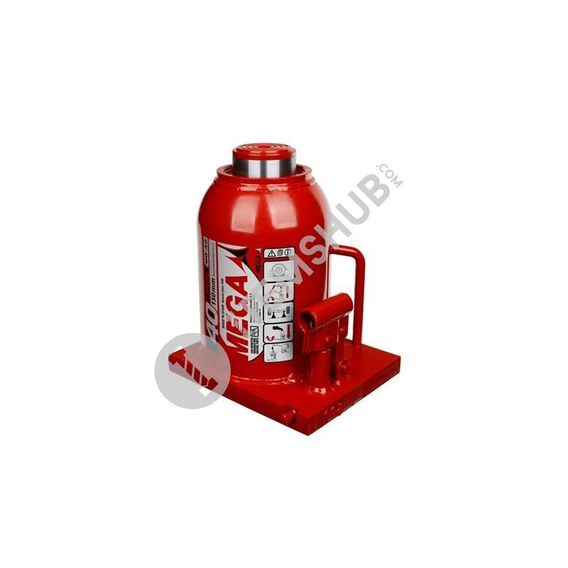 Mega 40 Ton Hydraulic Bottle Jack