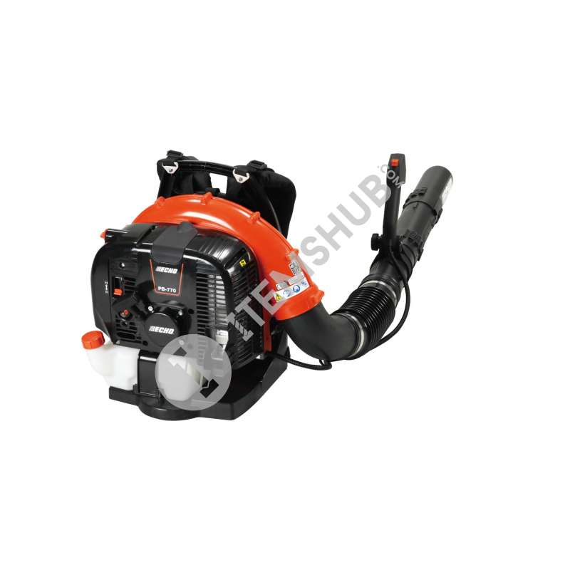 Echo PB-770 Power Blower, Engine 63.3Cc