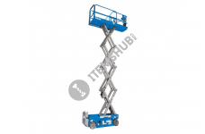 Genie GS-1530 slab scissor lift