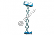 Genie Gs2646 Scissor Lift Height 7.92m W.Ht 9.92M/454Kg