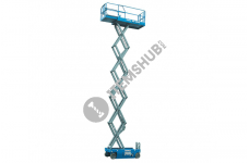 Genie Gs-3246 Scissor Lift W. Height 11.75Mtr