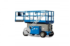 Genie GS-4069 DC rough terrain slab scissor lift