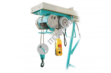 Imer G500 Hoist 500Kg 1~/230V 42M Rope Length & Gantry