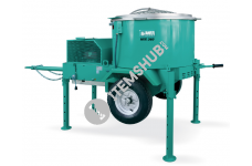 Imer Mix 360 Mortar Mixer 3HP/400V/3kW/50Hz Towable