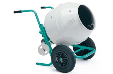 Imer Rollbeta Concrete Mixer 220V/50Hz/1HP Drum 134L