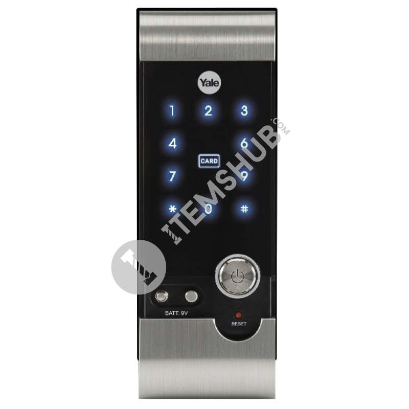 Yale Rim Digital Door Lock