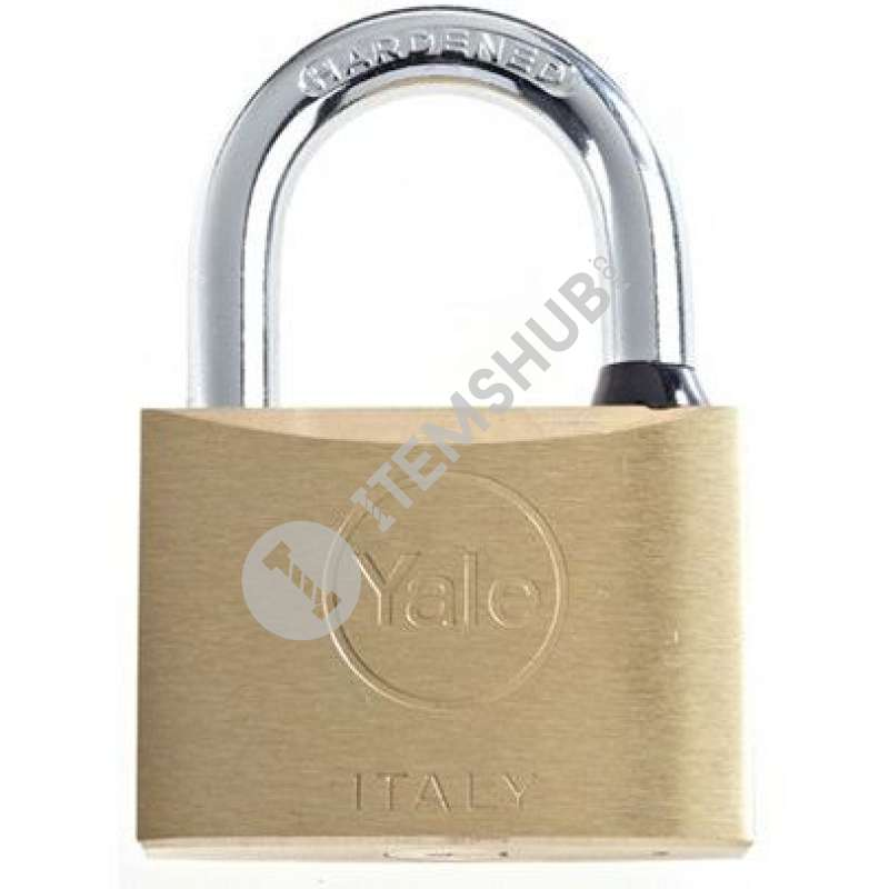 Yale Padlock 70mm with Dimple Key