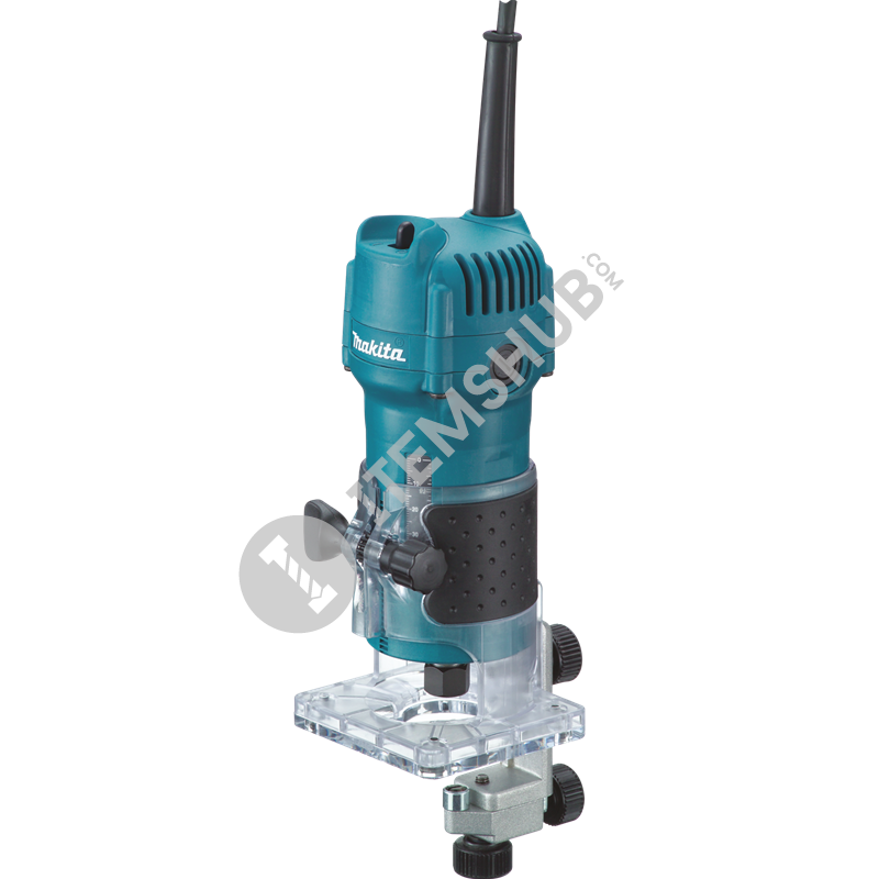 Makita 3709 Trimmer 6mm 530W Normal Base | by Almahroos (Itemshub)