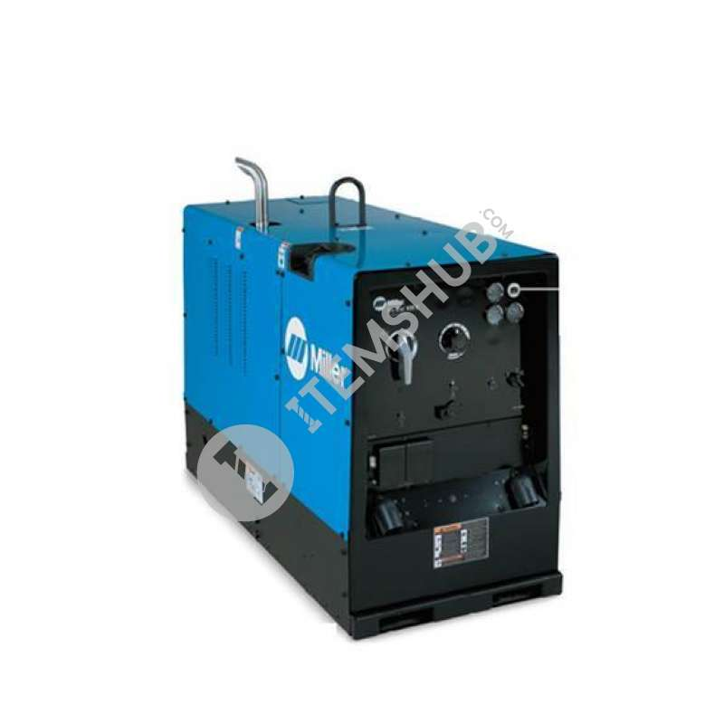 Miller Big Blue 500 X Heavy Duty Industrial Engine Welder 55-500 A | by Almahroos (Itemshub)