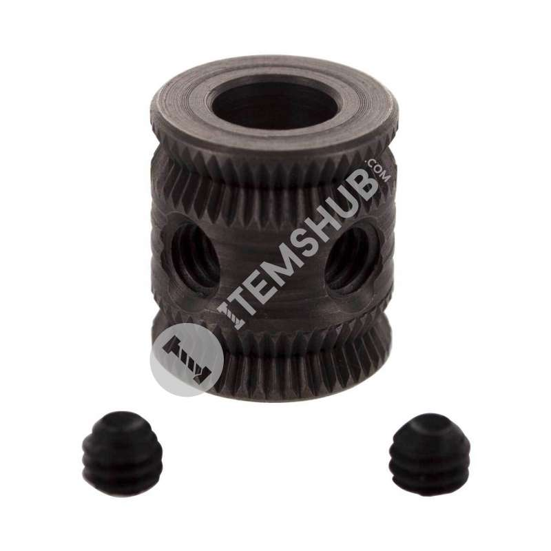 Miller Drive Roll V-Knurled 1.2/1.6Mm(.047/.062) Spoolmatic 30A