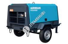 Airman PDS185S-6C2 Air Compressor 185Cfm/100Psi/7 Kgf/Cm2