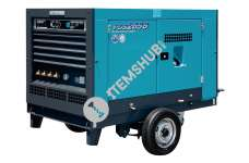 Airman PDS265S-4B2 Screw Air Compressor 265Cfm/100Psi/ 7Bar