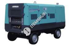 Airman PDS655S-4B2 Screw Air Compressor 655Cfm/101Psi/7Bar