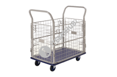 Prestar Nb-107 Handtruck 2 Side Fixed Handle And Fence