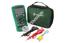 Greenlee Digital Multimeter Dm-860A, Industrial 500K Counts