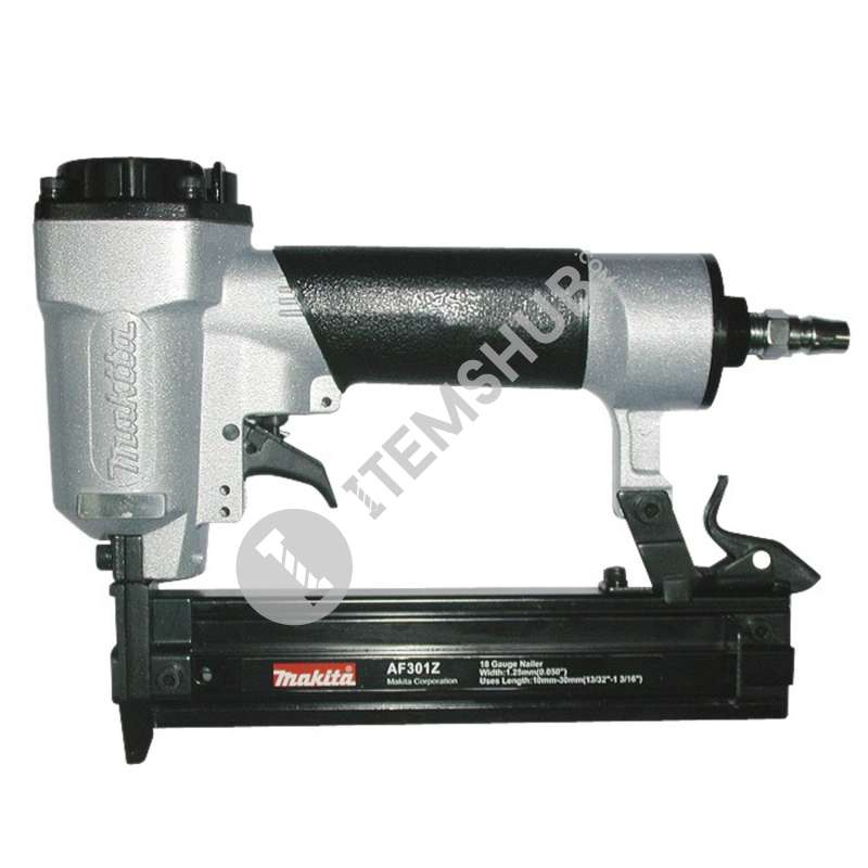 Makita AF301 Pneumatic Brad Nailer (15 - 30mm) | by Almahroos (Itemshub)