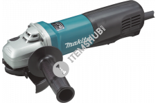 """Makita 9564PZ Angle Grinder 4.5"""" 220V Paddle Switch 