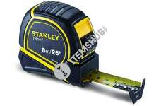 Stanley Opp Bimaterial Tape Measure 8M | By Al Mahroos (Itemshub)