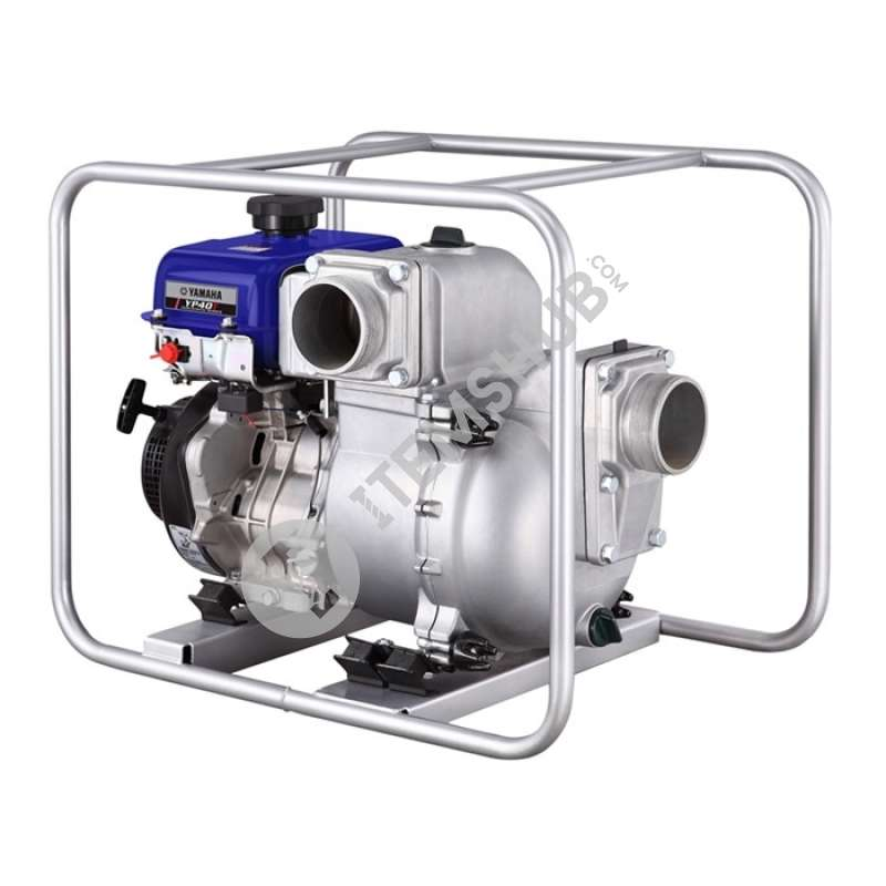 "Yamaha YP40T Trash Water Pump 4"" x 4"" Gasoline 