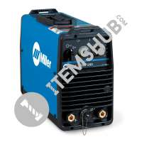 Miller CST 280 Industrial Stick Welder (Inverter) 5-280 A 1/3HP + Hobart 418, E 7018, 2.4MM ( 1 Can / 4.536 KG ) | by Almahroos (Itemshub)
