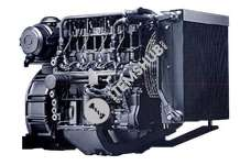 Deutz Engine BF 4 M 2011 (4 Cylinders)