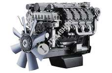 Deutz Engine TCD 2015 V8 (8 Cylinders)