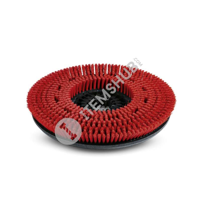 Karcher Disc Brush Cp.(Red 45) D90 Std Br/Bd 45-55/40